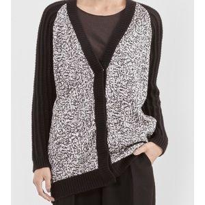 ELIZABETH JAMES / 'boyfriend sweater' / authentic